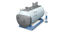 Industrial boiler systems