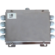 Junction box for load cells