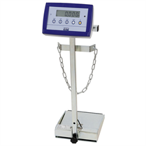 Portable SF<sub>6</sub> gas cylinder scale