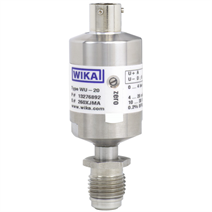Ultra high purity transducer